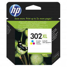 HP Original 302 XL Tricolor (F6U67AE)